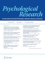 Psychological Research 7/2020
