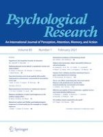 Psychological Research 1/2021