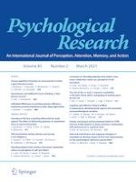 Psychological Research 2/2021