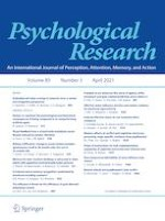 Psychological Research 3/2021