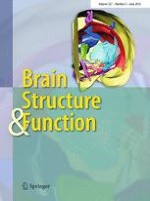 Brain Structure and Function 5/2016