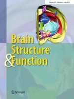 Brain Structure and Function 6/2016