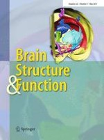 Brain Structure and Function 4/2017