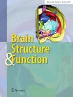 Brain Structure and Function 8/2017
