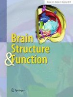 Brain Structure and Function 8/2018
