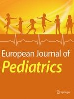 European Journal of Pediatrics 1/1998