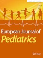 European Journal of Pediatrics 1/2021