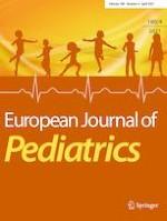 European Journal of Pediatrics 4/2021