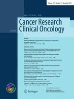 Journal of Cancer Research and Clinical Oncology 11/2011