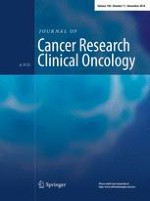 Journal of Cancer Research and Clinical Oncology 11/2014
