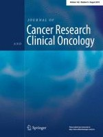 Journal of Cancer Research and Clinical Oncology 8/2016