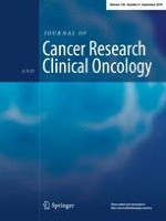 Journal of Cancer Research and Clinical Oncology 9/2018