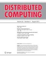 Distributed Computing 4/2006