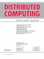 Distributed Computing 5/2008