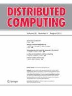 Distributed Computing 4/2013
