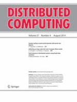 Distributed Computing 4/2014