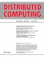 Distributed Computing 3/2015