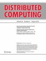 Distributed Computing 4/2016