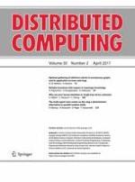 Distributed Computing 2/2017