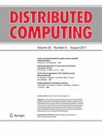 Distributed Computing 4/2017