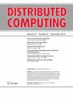 Distributed Computing 6/2018