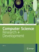 Computer Science - Research and Development 3-4/2011