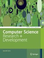 Computer Science - Research and Development 3-4/2014