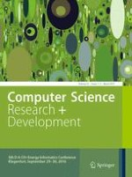 Computer Science - Research and Development 1-2/2017