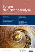 Forum der Psychoanalyse 1/2009
