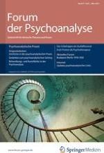 Forum der Psychoanalyse 1/2011