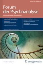 Forum der Psychoanalyse 3/2011