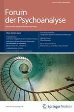 Forum der Psychoanalyse 4/2011