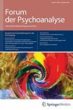 Forum der Psychoanalyse 4/2012