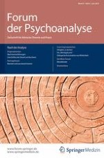 Forum der Psychoanalyse 2/2015