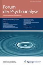 Forum der Psychoanalyse 3/2016