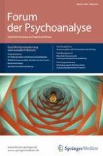 Forum der Psychoanalyse 1/2017