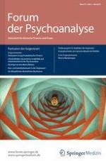 Forum der Psychoanalyse 2/2017