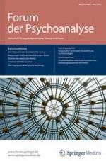 Forum der Psychoanalyse 1/2018