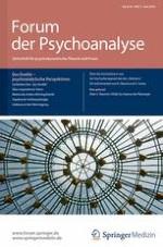 Forum der Psychoanalyse 2/2018