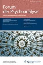 Forum der Psychoanalyse 4/2018