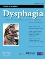 Dysphagia 1/2019