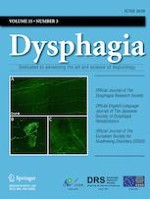 Dysphagia 3/2020