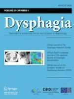 Dysphagia 4/2020