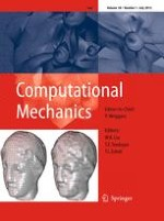 Computational Mechanics 5/2005