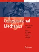 Computational Mechanics 1/2009