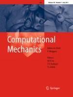 Computational Mechanics 1/2011