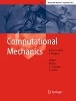 Computational Mechanics 3/2011