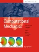 Computational Mechanics 6/2013
