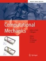 Computational Mechanics 3/2015