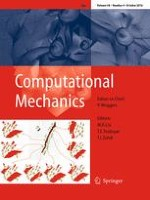 Computational Mechanics 4/2016